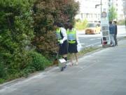 地域清掃活動2